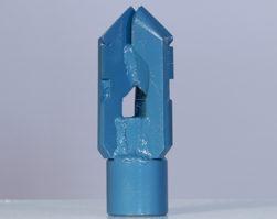 Drag bit 3-1/4″ Ø80mm 3-blades