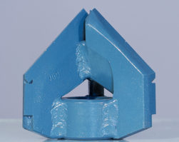 Drag bit 6″ Ø150mm 3-blades
