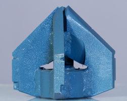 Drag bit 6″ Ø150mm 4-blades