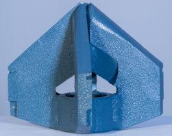 Drag bit 7″ Ø180mm 4-blades