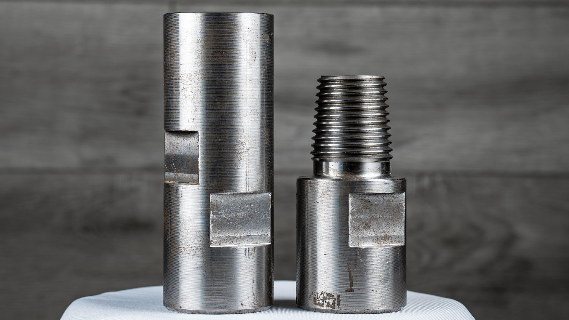 Drill pipe connections