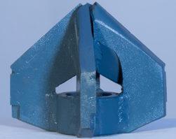 Drag bit 6-1/4″ Ø160mm 4-blades